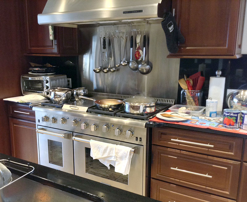 Thor Kitchen Stoves Professional Stainless Steel Ranges